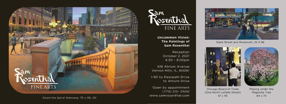 Uncommon Vision One Man Show